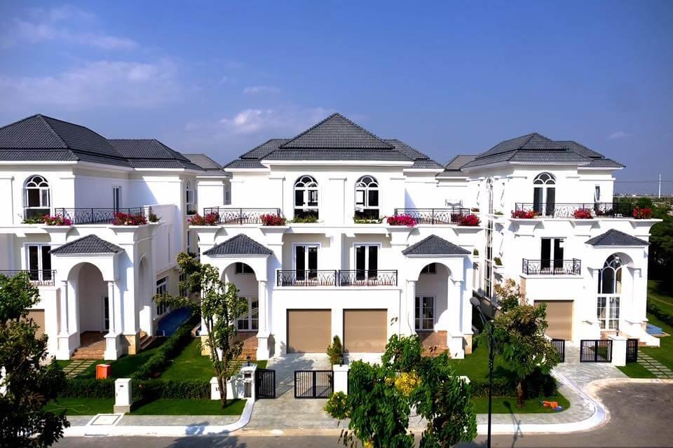mẫu nhà biệt thự Venica Khang Điền